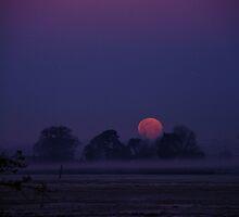 Winter's Moon by Simon Pattinson