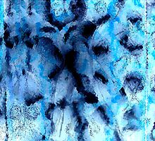 Dusk Until Dawn\Blue from the Altered States Collection by RoyAllen Hunt