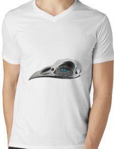 Circle of Life Mens V-Neck T-Shirt