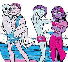 Boneheaded: Summer Break by scottfoss
