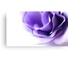 Silken Rose Canvas Print