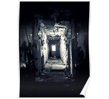 Escape ~  Harperbury Poster
