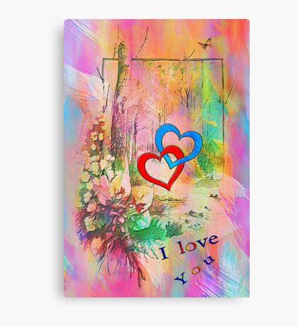 VALENTINES DAY.... Canvas Print