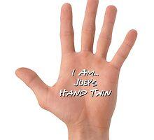 hand twin by Jeffgraz95