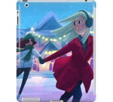 Skating Rink iPad Case/Skin