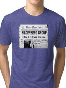Bilderberg Group Tri-blend T-Shirt