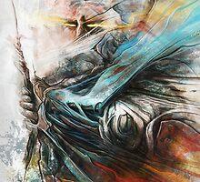 Tomek Biniek - The Witcher by Tomek Biniek
