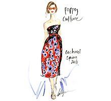 Poppy Culture Photographic Print