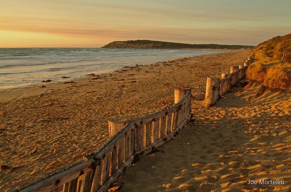 Sunrise Raafs Beach by Joe Mortelliti