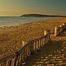 Raafs Beach by Joe Mortelliti