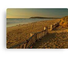 Raafs Beach Canvas Print