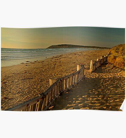 Raafs Beach Poster