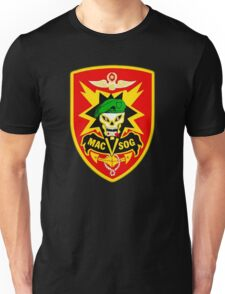 Macv-Sog Patch Unisex T-Shirt