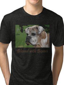 Zeus Tri-blend T-Shirt