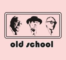 Old school architects Architecture T shirt Kids Tee