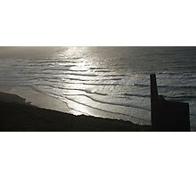 Retirement In Cornwall...... Photographic Print