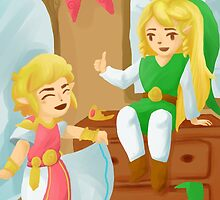 Legend of Dress-Up by CactiForSale