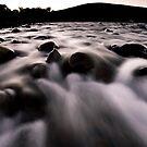 Nive River, Central Highlands, Tasmania by Michael Gay