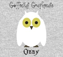 Obby the Owl Kids Tee