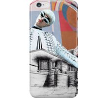 Homage to Frank Lloyd Wright iPhone Case/Skin
