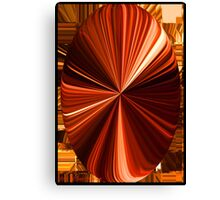 Through The Looking Glass Canvas Print