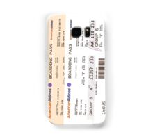 Escape to Paris Samsung Galaxy Case/Skin