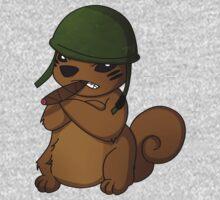 squirrel II One Piece - Long Sleeve