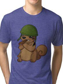 squirrel II Tri-blend T-Shirt