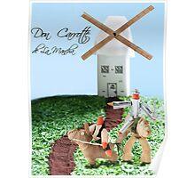 Don Carrotte de La Mancha Poster