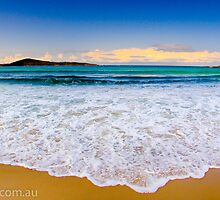 Fingal Bay Port Stephens by baybeans