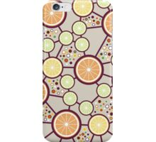 Citrus Mix  iPhone Case/Skin