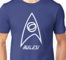 Science Rules v2.0 Unisex T-Shirt