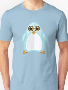 Baby Blue Penguin Unisex T-Shirt