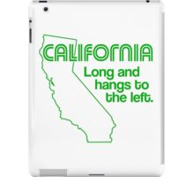 California Is for Lovers...of California iPad Case/Skin