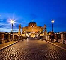 Castel Sant'Angelo by dgt0011
