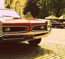 GTO (On The Bricks) by FlintFoto