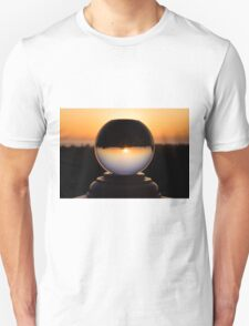 California Snow Globe T-Shirt