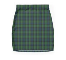 00198 Cumbernauld District Tartan  Mini Skirt
