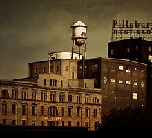 Pillsbury's Best Flour - Minneapolis, Minnesota by jscherr