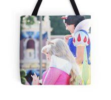 Parade Princesses Tote Bag