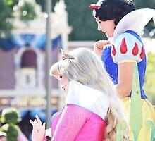 Parade Princesses by humansofdisney