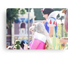 Parade Princesses Metal Print
