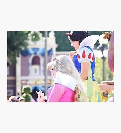 Parade Princesses Photographic Print