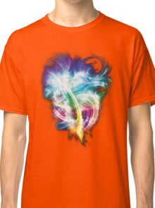 Colourful fire Classic T-Shirt