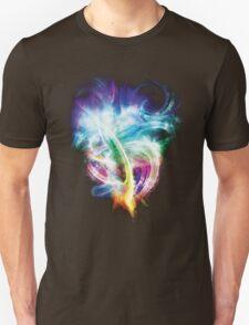 Colourful fire Unisex T-Shirt