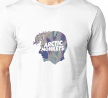 Arctic Monkeys Head Logo Unisex T-Shirt