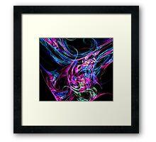 Whisper Framed Print