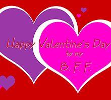 Valentine BFF by MarjorieB