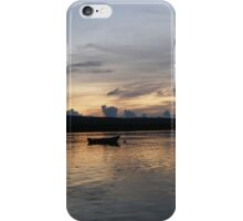 Evening Calm ,Burtonport Harbour, Donegal,Ireland iPhone Case/Skin