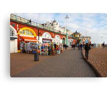 Picturesque Brighton Canvas Print
